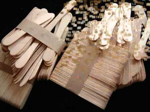 DEEPAK TRADING COMPANY Importer and supplier of ice cream wooden sticks &  spoons in india
