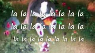 Schnuffel Bunny Snuggle Song Karaoke