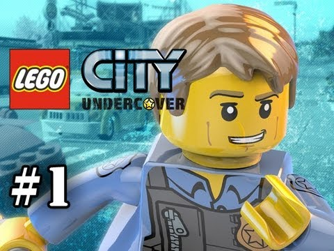 LEGO City Undercover - Part 1 - Chase McCain (WII U Exclusive ) (HD ...