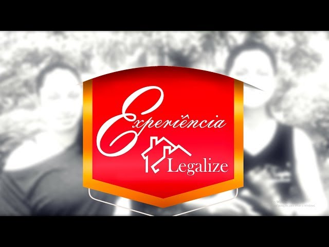 Experiência Legalize | Aline