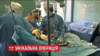 В українські лікарі поєднали особливі технології та провели операцію з видалення пухлини на мозку