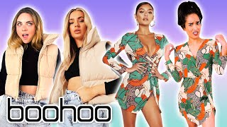 Trying BooHoo For The First Time! *huge haul*
