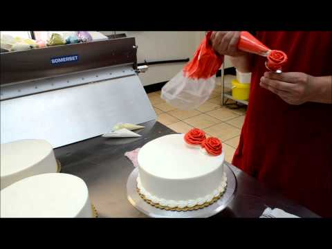 Cake decorating tutorial video bakery secret technique