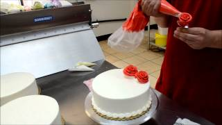 Cake decorating tutorial video bakery secret technique