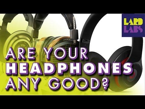 How good are your HEADPHONES? - TONE TEST! (Wear Your Headphones)