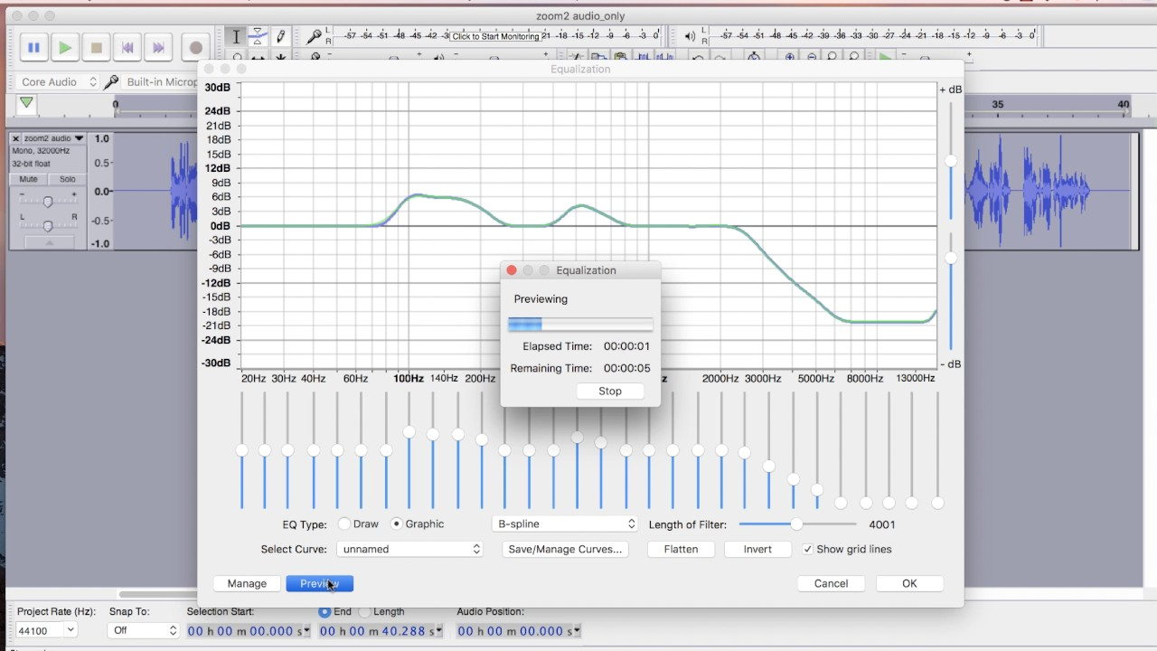medium resolution of how to make your zoom podcast recording sound better using audacity
