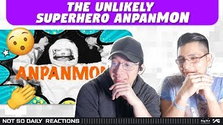NSD REACT TO 'The Unlikely Superhero AnpanMON' [BTS' RM]