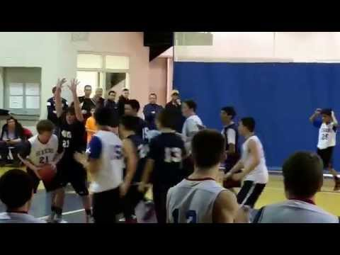 76ers vs Pacers Game 3 Part 2 Brook Park Recreation 3-7-15