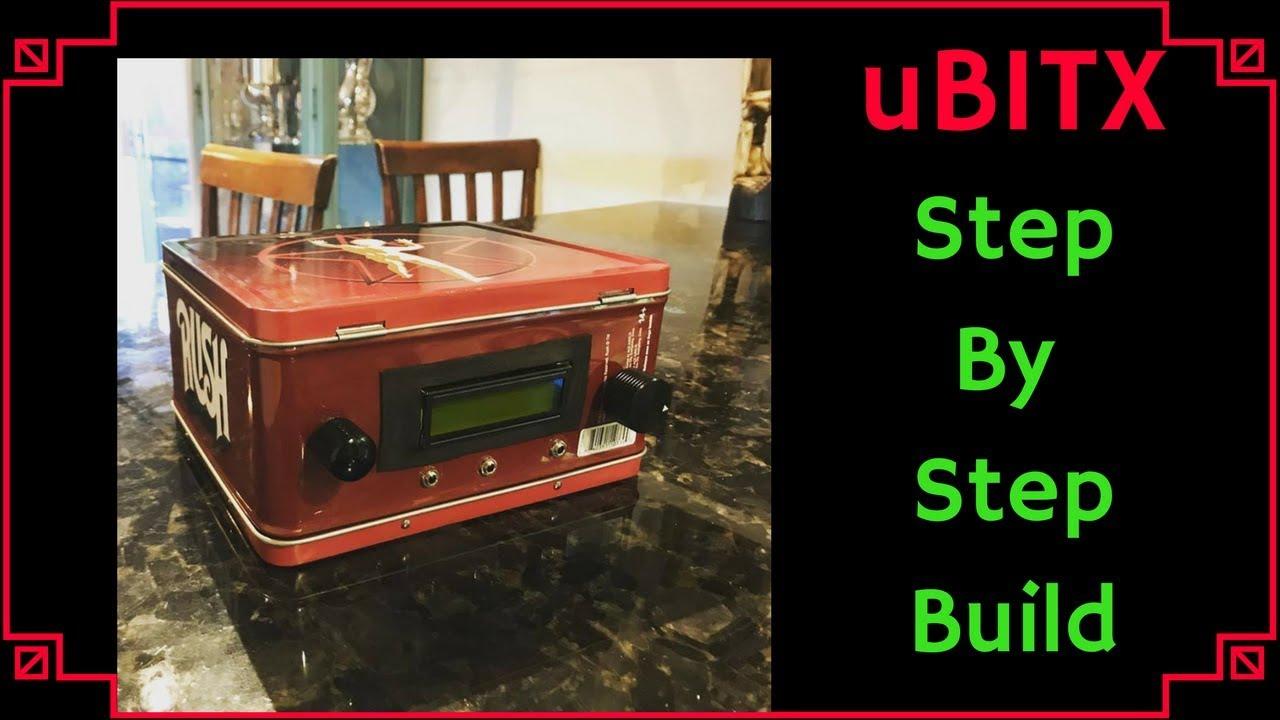 Ubitx Qrp Radio