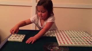 A Pretty Mahjong Girl