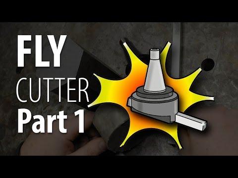 Building a Fly Cutter - Part 1