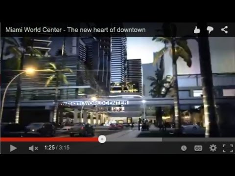 Miami World Center - The new heart of downtown