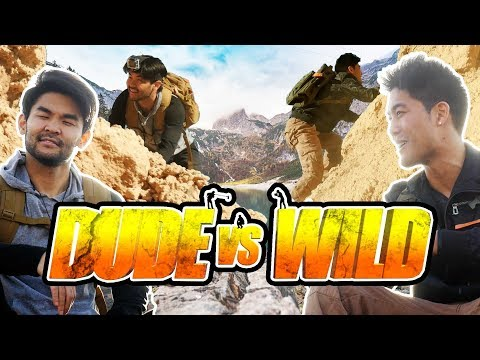 Dude vs. Wild – Nevada Mountains