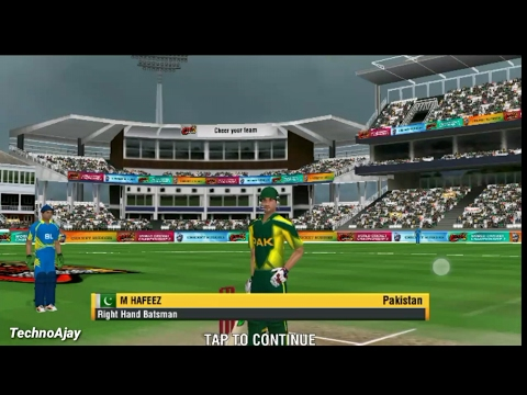 12th June ICC Champions Trophy Pakistan vs Sri Lanka World Cricket Championship 2 Gameplay