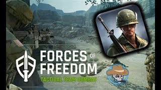 Forces of Freedom - Tactical Team Combat
