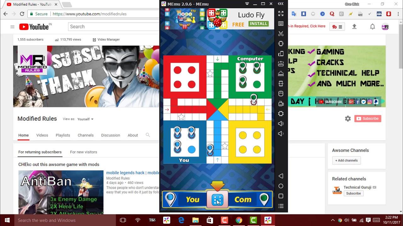 Ludo King Mod Apk   Download Ludo King Hacks