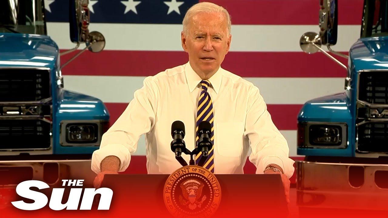 Biden gaffe confusing Trump & Obama in yet another speech blunder