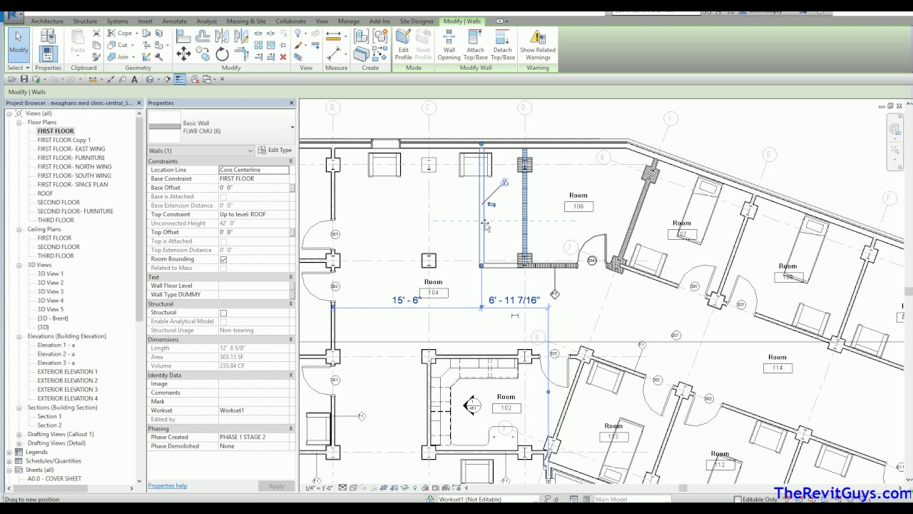 Revit Viewer - How to View and Print Central Files - CADtechSeminars com