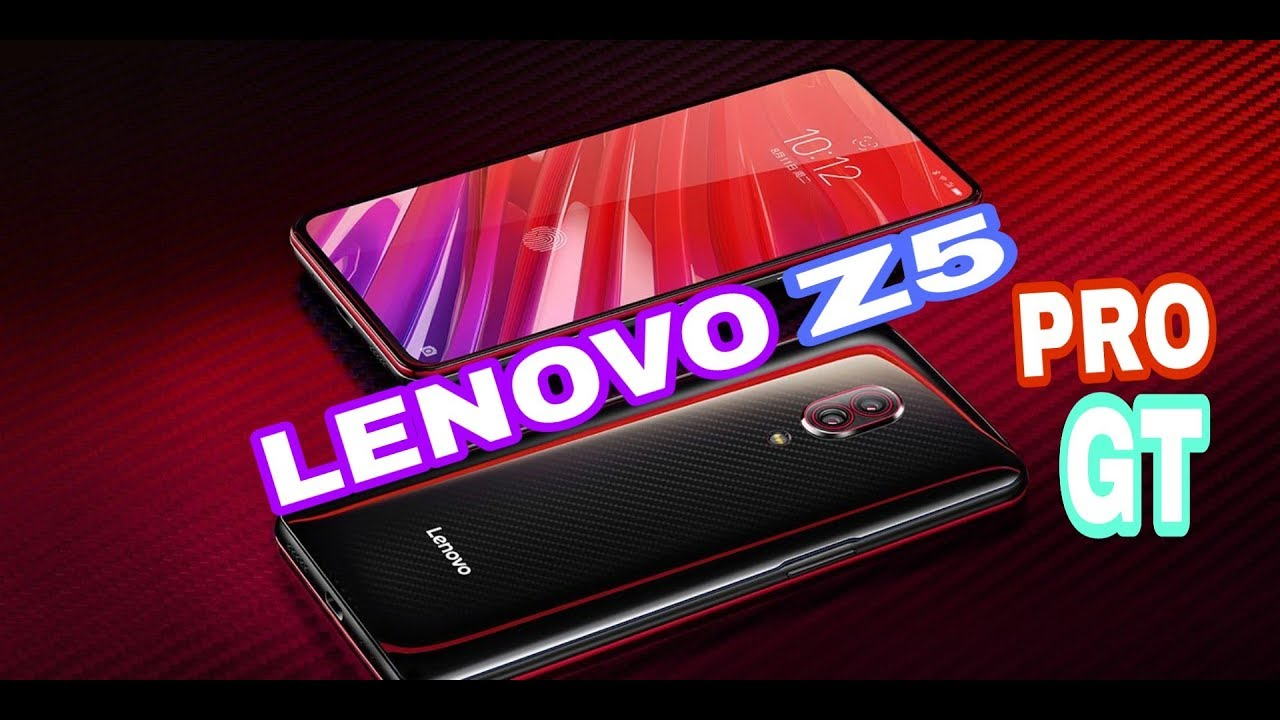 LENOVO Z5 PRO GT || UNBOXING & First REVIEW || 12 GB RAM || 512 ROM ||