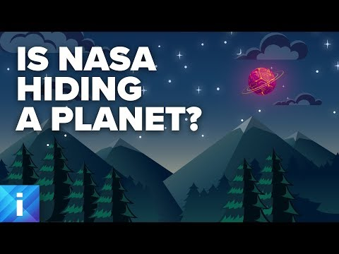Is NASA Hiding A Planet (Planet X / Nibiru)?