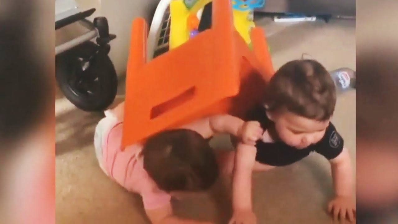 New Naughty Baby Trouble Maker VideosFunny Baby Fails Compilation