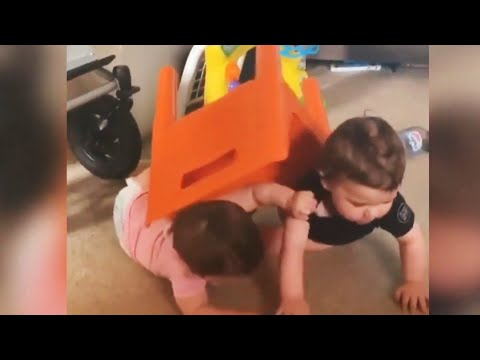 New Naughty Baby Trouble Maker Videos|Funny Baby Fails Compilation