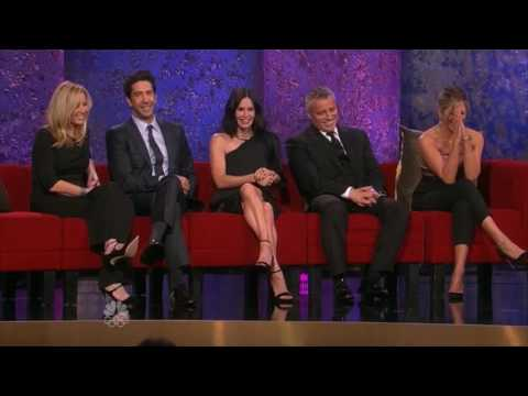 FRIENDS REUNION  - Tribute To Director James Burrows