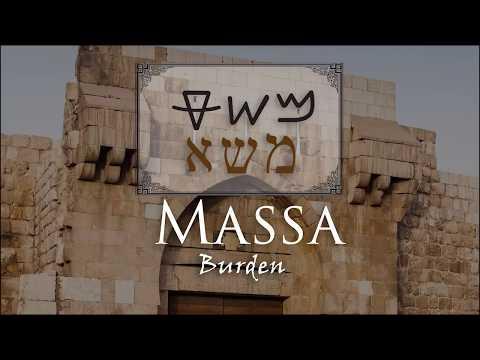 The Mystery in Massa: The Burden of Damascus