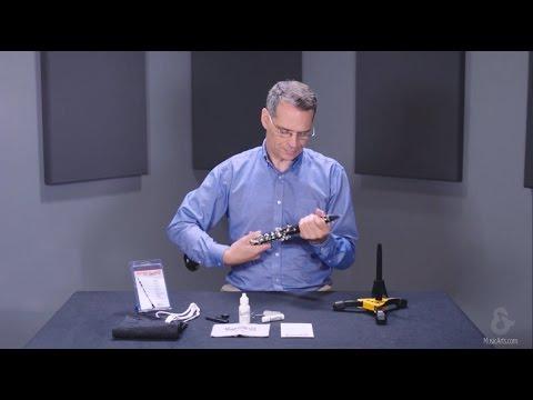 Giardinelli Wood Clarinet Care Kit