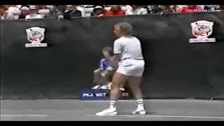 Vitas Gerulaits vs McEnroe Final - Tornaument Of Champions 1983