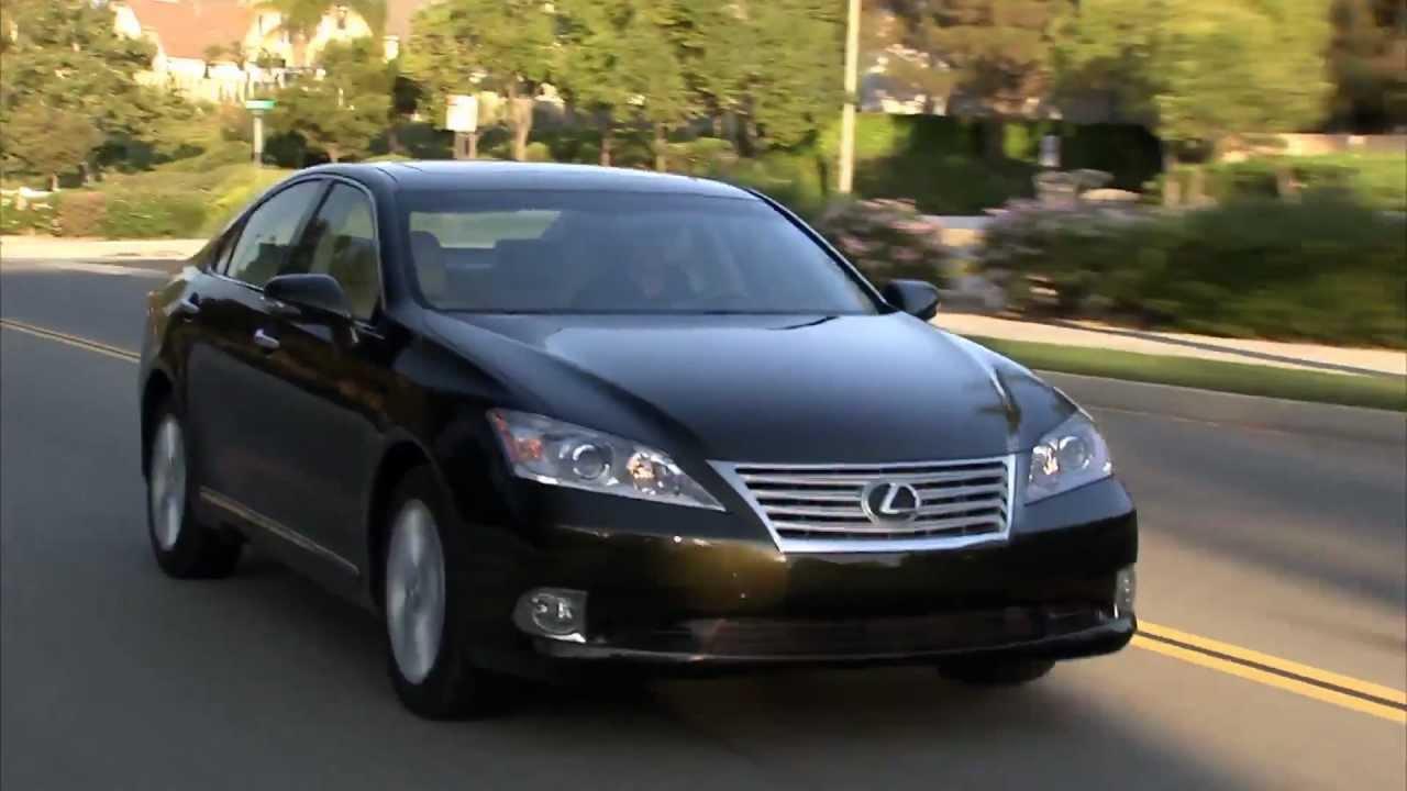 2012 lexus es 350 hp