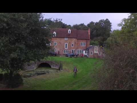 Angry farmer shoots down drone hovering over his garden!