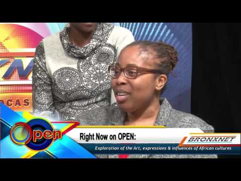 the reImagining on BronxNet in support of Bronx:Africa!