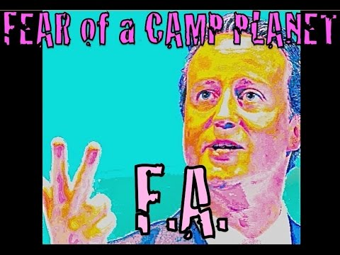 Fear Of A Camp Planet - F.A. (LYRIC VIDEO)