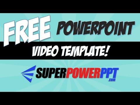 FREE SuperPowerPPT PowerPoint