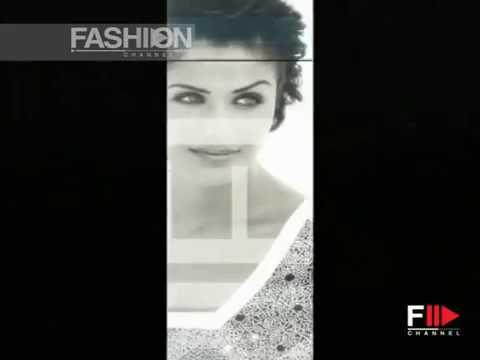 """Fashion Show """"Mariella Burani"""" Haute Couture Women Autumn Winter 2004 2005 Rome 7 of 7"""