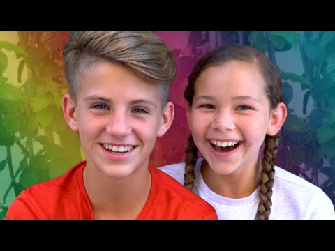 Truth or Dare!  (MattyBRaps vs Olivia Haschak)