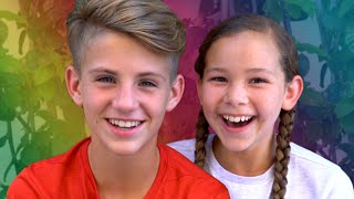 Truth or Dare!  (MattyBRaps vs Olivia Haschak) thumbnail