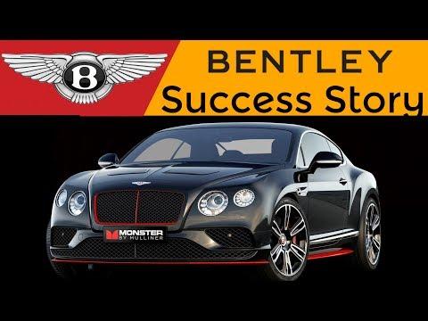 Bentley Luxury car 🚗 company | Success Story | Bentley Motivational Biography in hindi