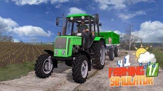 Farming Simulator 2017 - Переехали! Новая ферма и новые заботы Осматриваемся и знакомимся с местными