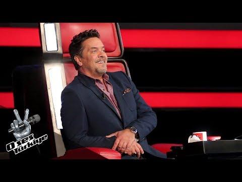 Beyaz'ın Hamile Yarışmacıya Sorusu Herkesi Kahkahaya Boğdu! | O Ses Türkiye 2018