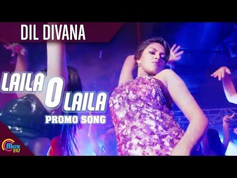 Lailaa O Lailaa - Dil Divana Song Promo| Mohanlal|Amala Paul