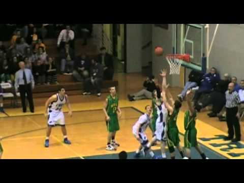 Region Sportsdesk Basketball- Morgan Township vs. Fort Wayne Canterbury  (2011 Regional Semi-Final)