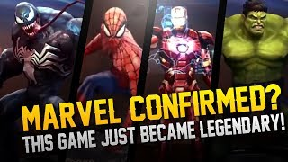 Arena of Valor News: MARVEL HEROES CONFIRMED!?