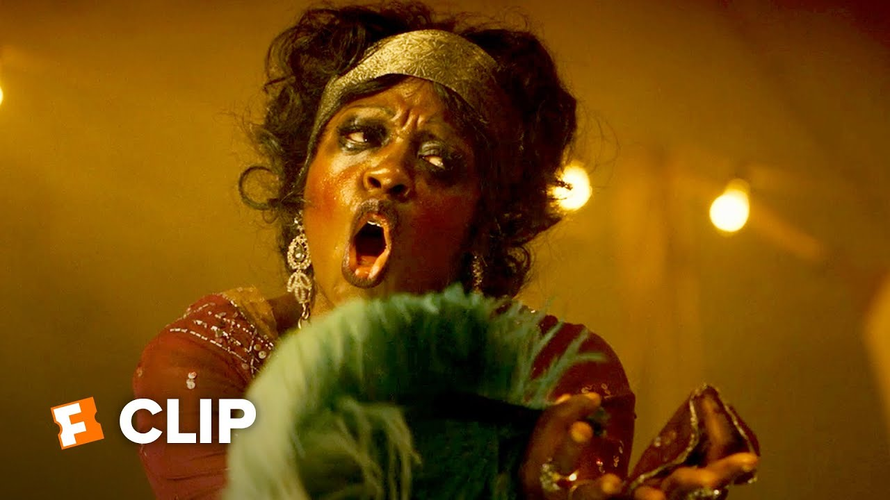 Ma Rainey's Black Bottom Movie Clip - Deep Moaning Blues (2020)