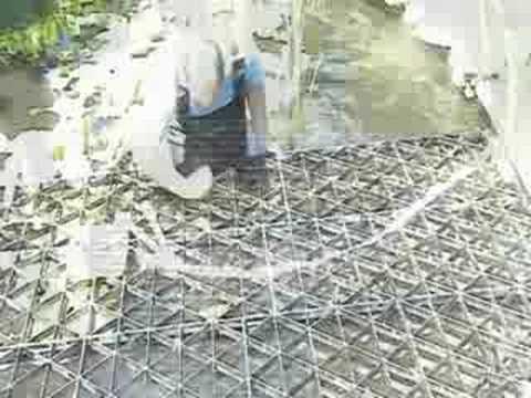 Safapond Pond Safety Grid