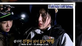 Couple of the Jungle _SoJin & HaYoung  (정글 소녀 소진 & 하영) [Part 1]