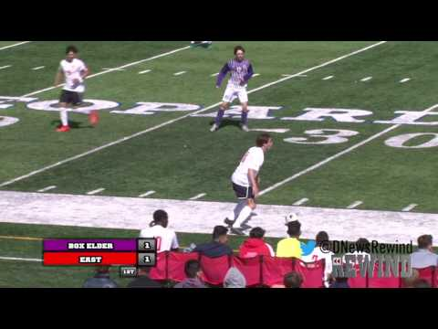 High School Rewind - Box Elder @ East (Boys Soccer) {4-21-17}