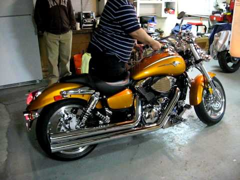 2002 Kawasaki Vulcan Mean Streak - YouTube