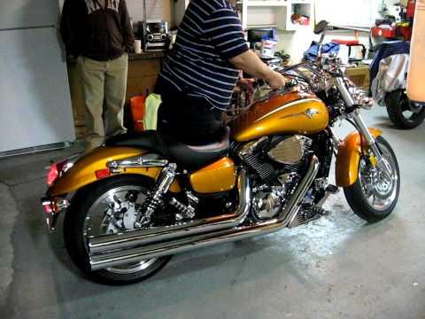 Kawasaki Mean Streak Seat